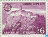 Postage Stamps - Austria [AUT] - Europe – Monuments