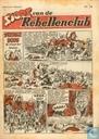 Strips - Sjors van de Rebellenclub (tijdschrift) - 1957 nummer  34