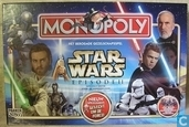 Monopoly Star Wars Episode II
