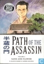 Comics - Path of the assassin - Sand and flower