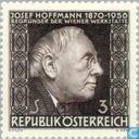Postage Stamps - Austria [AUT] - Dr. HC Josef Hoffmann
