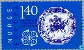 Postage Stamps - Norway - Europe – Handicrafts