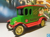 "Modelauto's  - ERTL - International Delivery Truck ""Coca Cola"""