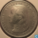 Coins - the Netherlands - Netherlands 1 gulden 1897