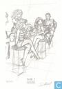 Bandes dessinées - Nuage & McCloud - De roze sectie