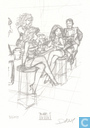 Comics - Nuage & McCloud - De roze sectie