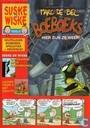 Bandes dessinées - Suske en Wiske weekblad (tijdschrift) - 2001 nummer  31