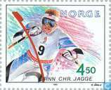 Postage Stamps - Norway - 450 multicolor