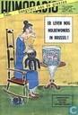 Bandes dessinées - Humoradio (tijdschrift) - Nummer  820