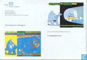 Comics - Droppie Water - Op de dijk