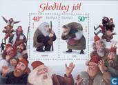 Postage Stamps - Iceland - Trolls