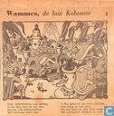 Comic Books - Wammes - Wammes, de luie kabouter