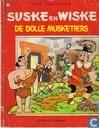 Bandes dessinées - Bob et Bobette - De dolle musketiers