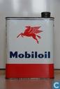 Cans / tins / jars - Mobil - Olieblik
