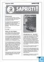 Comic Books - Sapristi!! (tijdschrift) - 23, augustus 2002