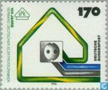 Postage Stamps - Germany, Federal Republic [DEU] - Association of German electrical engineers 1893-1993