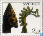 Postzegels - Zweden [SWE] - Vikingtijd