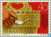 Postage Stamps - Switzerland [CHE] - Swiss crafts