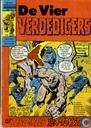 Bandes dessinées - Quatre Fantastiques, Les - De terugkeer van het Monster!