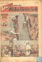 Bandes dessinées - Sjors van de Rebellenclub (tijdschrift) - 1957 nummer  50