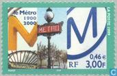 100 years Metro Paris