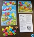 Board games - Lotto (plaatjes) - Winnie The Pooh Balloons