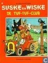 Bandes dessinées - Bob et Bobette - De tuf-tuf-club