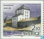 Postage Stamps - Sweden [SWE] - 800 years Nyköping