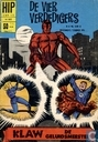 Strips - Fantastic Four - Klaw de geluidsmeester