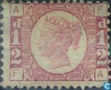 Postzegels - Groot-Brittannië [GBR] - Koningin Victoria