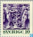 Postage Stamps - Sweden [SWE] - Stone art from Gotland