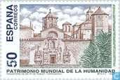 Postage Stamps - Spain [ESP] - World Heritage