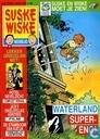 Comic Books - Baxter - Suske en Wiske weekblad 50