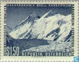 Postage Stamps - Austria [AUT] - Himalayan expedition