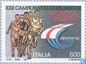 Postage Stamps - Italy [ITA] - Athletics Championships