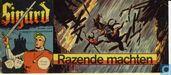 Comic Books - Sigurd - Razende machten