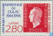 Postage Stamps - France [FRA] - Marianne type Dulac