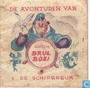Comic Books - Kapitein Brul Boei - De schipbreuk