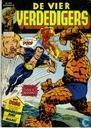 Comics - Fantastischen Vier, Die - Een koud kunstje