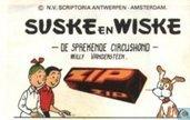Strips - Suske en Wiske - De sprekende circushond / Oh! Les belles photos