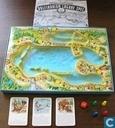 Jeux de société - Dolfinarium Lagune Spel - Het groot dolfinarium lagune spel