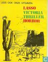 Strips - Lasso - Het schrikbewind van Walter Rose