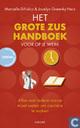 Het grote zus handboek voor op je werk