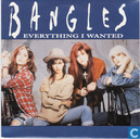 Vinyl records and CDs - Bangles - Everything I wanted