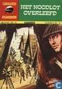 Comic Books - Commando Classics - Het noodlot overleefd