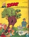 Bandes dessinées - Sjors van de Rebellenclub (tijdschrift) - 1959 nummer  33