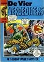 Strips - Fantastic Four - het geheim van het monster