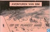 Strips - Bim - Op de planeet Mars