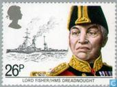 Postage Stamps - Great Britain [GBR] - British maritime