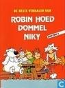 Bandes dessinées - Cubitus - De beste verhalen van Robin Hoed - Dommel - Niky